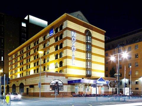 诺富特伯明翰中心酒店(Novotel Birmingham Centre)