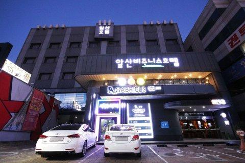 前山商务酒店(Apsan Business Hotel)