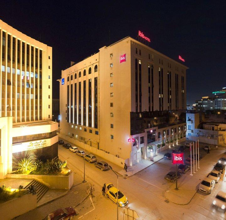 突尼斯宜必思酒店(Ibis Tunis)