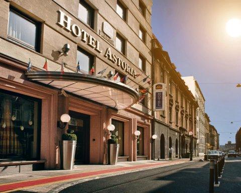 贝斯特韦斯阿斯托里亚高级酒店(Best Western Premier Hotel Astoria)