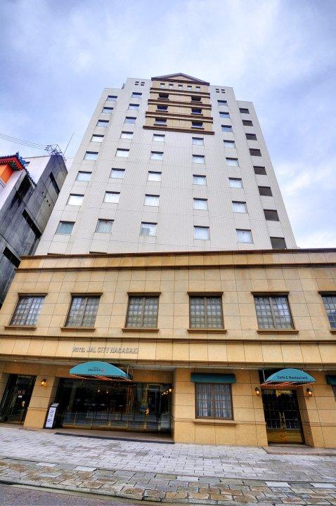 长崎市日航酒店(Hotel JAL City Nagasaki)