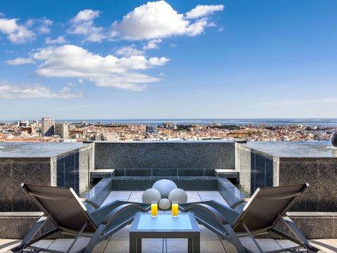 里斯本伯多禄酒店(Dom Pedro Lisboa)
