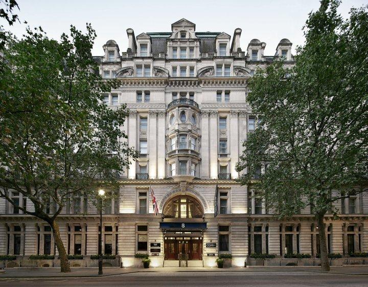 伦敦特拉法加广场俱乐部住宅酒店(Club Quarters Hotel, Trafalgar Square London)