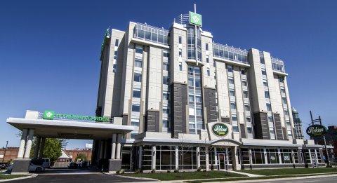 尼亚加拉瀑布景观温德姆酒店(Wyndham Garden Niagara Falls Fallsview)