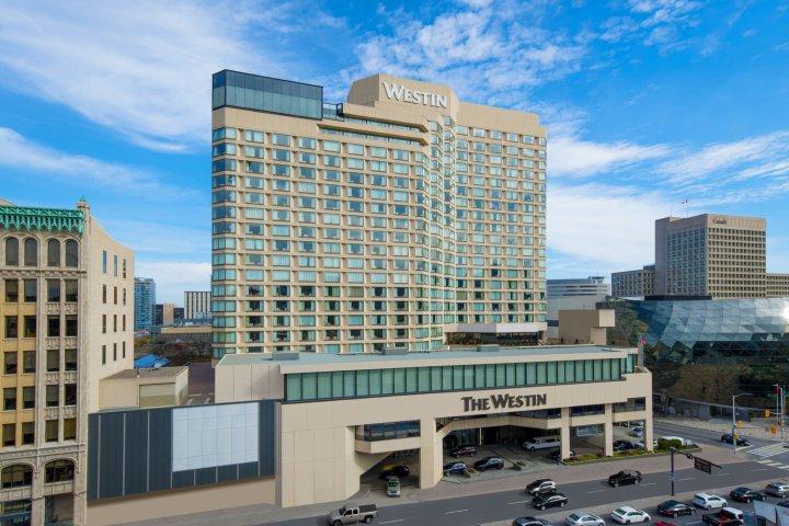渥太华威斯汀酒店(The Westin Ottawa)