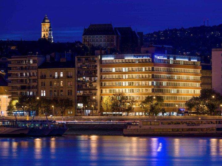 布达佩斯诺富特多瑙河酒店(Novotel Budapest Danube)