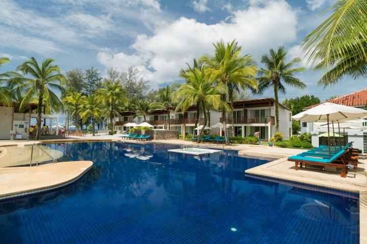 考拉布里萨海滩度假酒店(The Briza Beach Resort, Khao Lak)