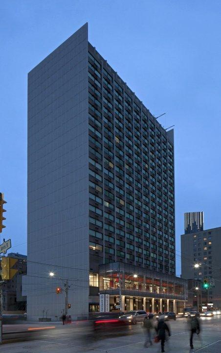 公园畔学生住宅酒店(Parkside Student Residence)