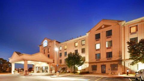 贝斯特韦斯特优质行政商务酒店(Best Western Plus Executive Inn)