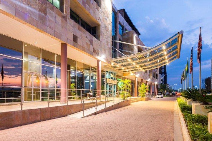 嘉柏隆里马萨广场万豪普罗蒂酒店(Protea Hotel by Marriott Gaborone Masa Square)
