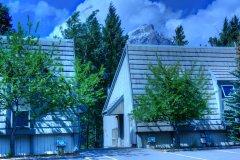 班夫隧道山观光酒店(Tunnel Mountain Resort Banff)