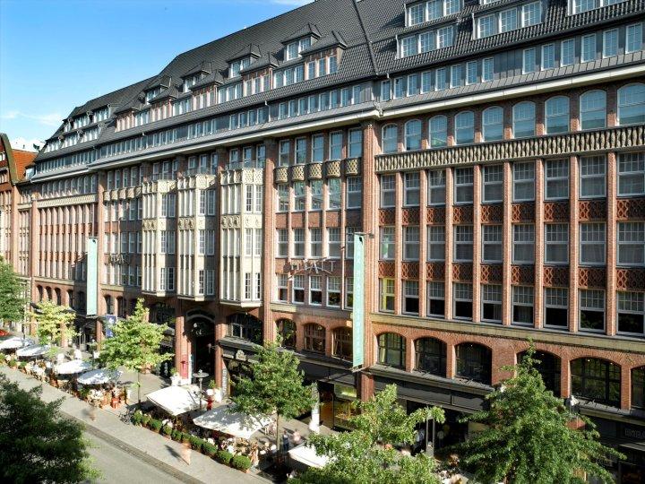 汉堡柏悦酒店(Park Hyatt Hamburg)