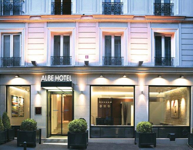 阿尔伯圣米歇尔酒店(Hôtel Albe Saint Michel)