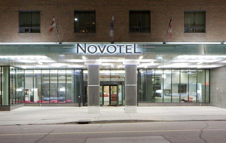 渥太华市中心诺富特酒店(Novotel Ottawa City Centre)