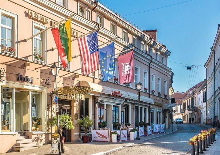 维尔纽斯华美达酒店(帝国酒店及餐厅)(Ramada Vilnius (Soon Imperial Hotel & Restaurant))