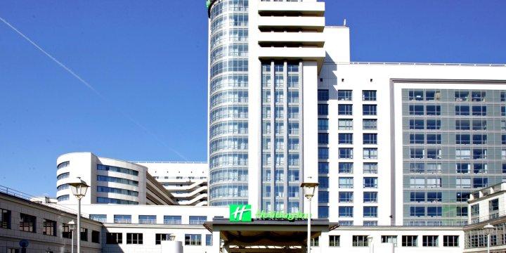 圣彼德堡 - 莫斯科夫斯基假日酒店(Holiday Inn St. Petersburg-Moskovskye Vorota)