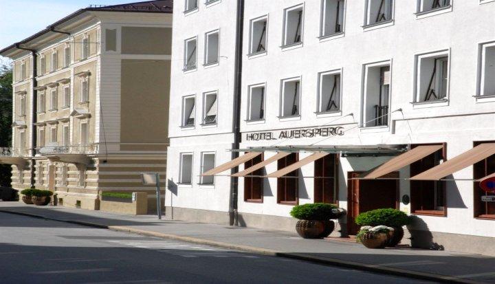 奥尔斯珀格别墅酒店(Hotel & Villa Auersperg)