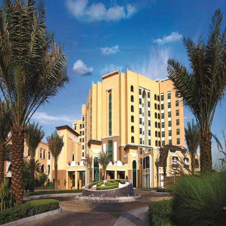 阿布扎比卡尔雅特阿尔贝里盛贸香格里拉酒店(Traders Hotel Qaryat Al Beri Abu Dhabi, by Shangri-La)