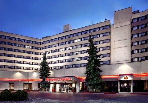 喜来登骑士卡尔加里酒店(Sheraton Cavalier Hotel Calgary)