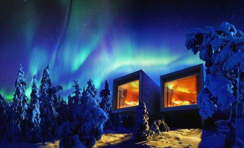 北极树屋酒店(Arctic TreeHouse Hotel)