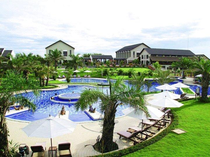 棕榈花园海滩水疗度假酒店(Palm Garden Beach Resort & Spa)