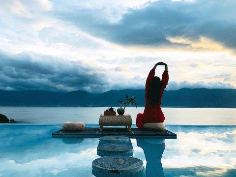 大理诗莉莉洱海山居蜜月精品度假酒店