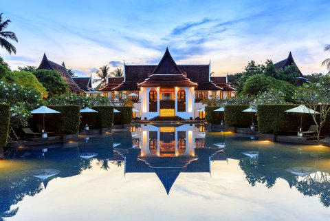 考拉JW万豪水疗度假酒店(JW Marriott Khao Lak Resort and Spa)