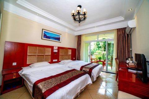 重庆黑山谷上天池酒店