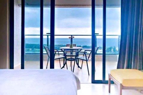 Q加·阳江闸坡海陵岛保利银滩艾菲尔度假公寓