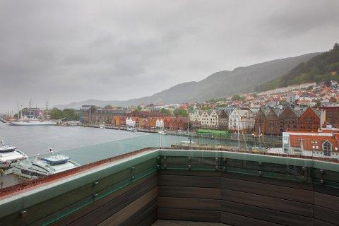 卑尔根斯堪迪克广场酒店(Scandic Torget Bergen)