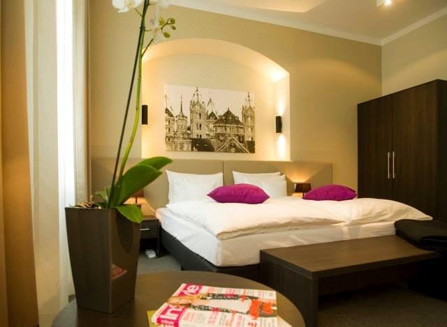 国王广场皇宫酒店(Hotel Residenz am Königsplatz)