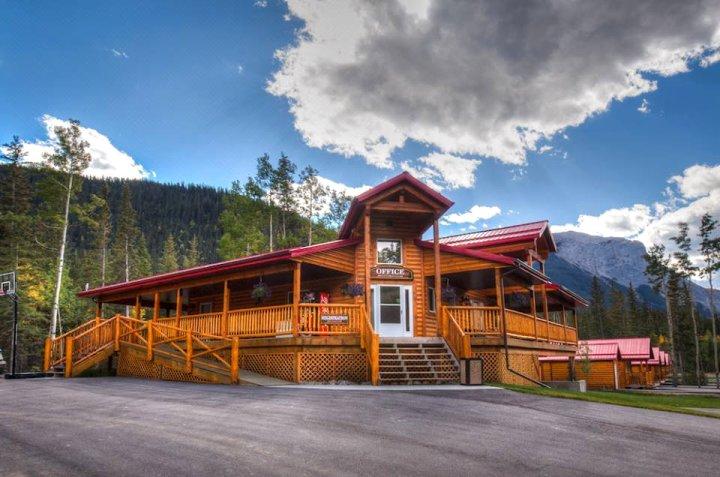 东贾斯珀山林小屋(Jasper East Cabins)