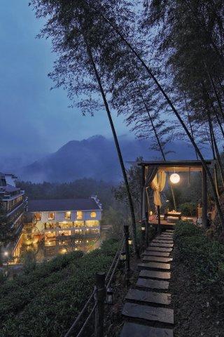 武夷山陶然有山茶空间美学度假山居