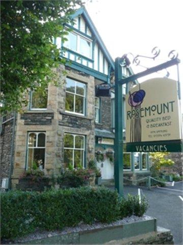 罗斯蒙特宾馆(Rosemount Guest House)