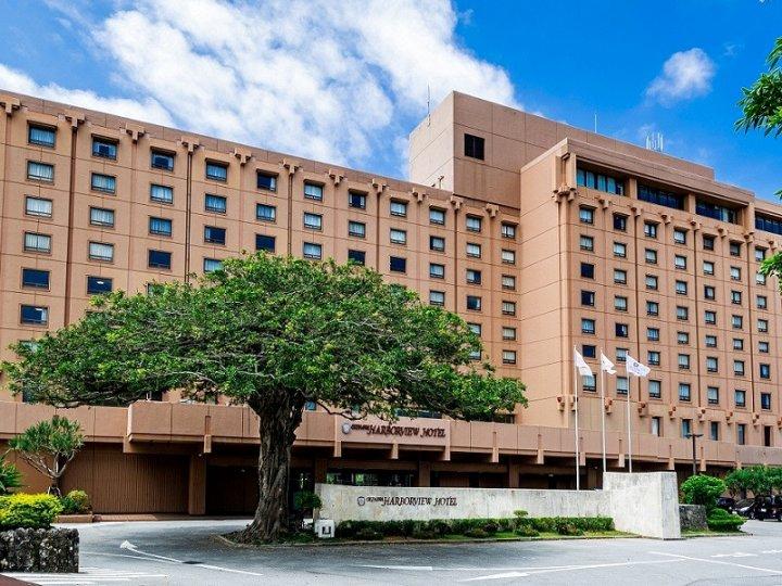 冲绳海港酒店(Okinawa Harborview hotel)