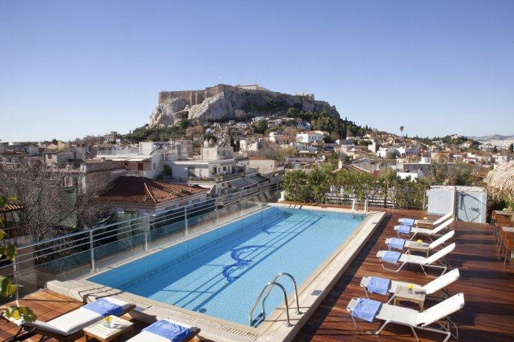 雅典伊莱克特拉宫(Electra Palace Athens)