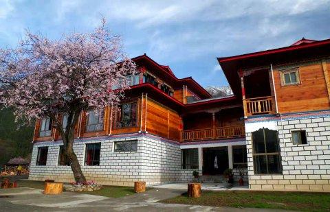 波密旺姆藏式民宿
