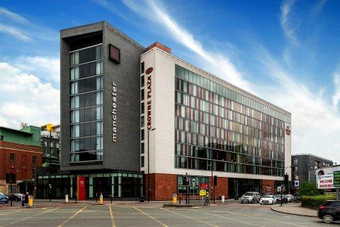 曼彻斯特市中心皇冠假日酒店(Crowne Plaza Manchester City Centre, an Ihg Hotel)