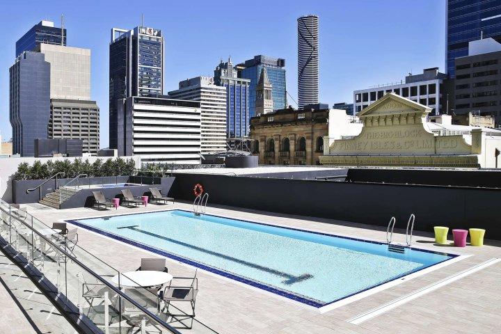 布里斯班希尔顿酒店(Hilton Brisbane)