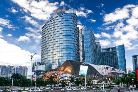 香榭里酒店(南宁会展中心地铁站店)
