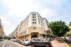 马迭尔M+酒店(哈尔滨中央大街地铁站店)