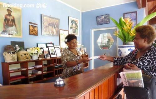 拉包尔酒店(Rabaul Hotel)