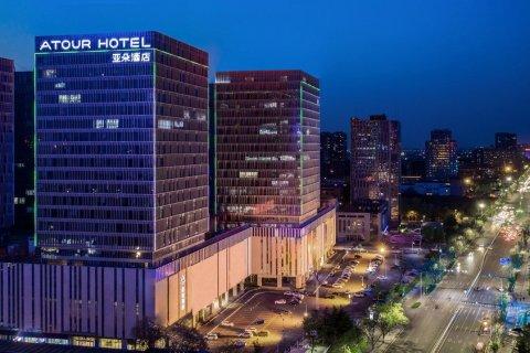 淄博高新区柳泉路亚朵酒店