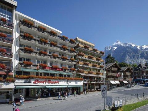格林德瓦布纳霍夫酒店(Hotel Bernerhof Grindelwald)