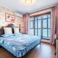 天津方特欢乐世界/航母邻近海景房欧美风格公寓
