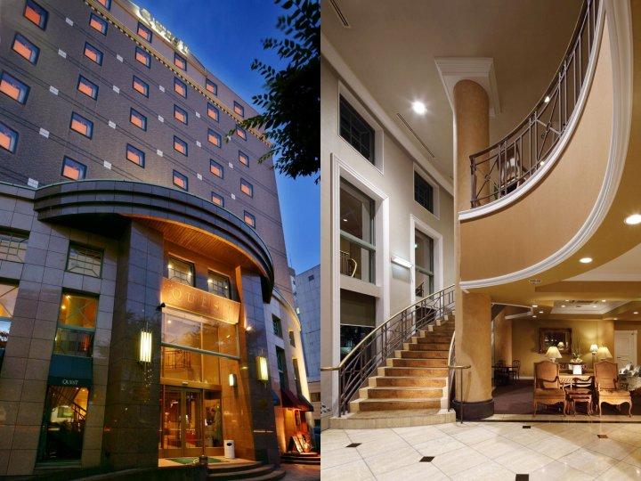 奎斯特清水酒店(Hotel Quest Shimizu)