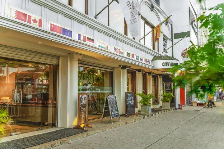 伯爵康提城大酒店(Kandy City Hotel by Earl's)