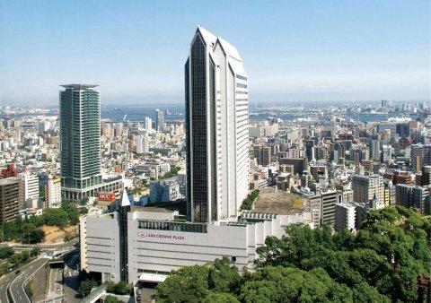 神户全日空皇冠假日酒店(Ana Crowne Plaza Kobe, an Ihg Hotel)