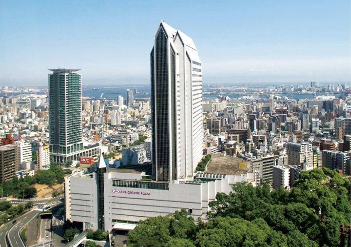 神户全日空皇冠假日酒店(Ana Crowne Plaza Kobe)