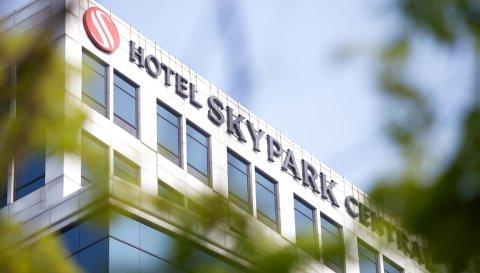天空花园酒店明洞中心店(Hotel Skypark Central Myeongdong)